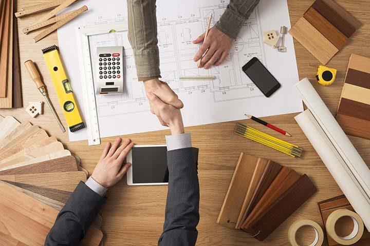 prix des entrepreneurs en construction